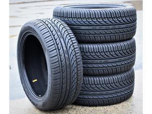 Kit of 4 (FOUR) 245/40R18 ZR  97W XL - Fullway HP108 High Performance All Season Tires