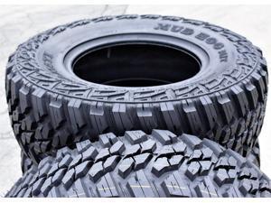 295/60R20 E (10 Ply) 126/123Q - Kanati Mud Hog M/T Mud Tire