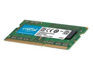 Crucial 16GB (2 x 8GB) 204-Pin DDR3 SO-DIMM DDR3L 1866 (PC3L 14900) Laptop Memory Model CT2KIT102464BF186D