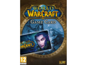 World of Warcraft 30 Day Game Time Pre-paid Card PC - Digital Code