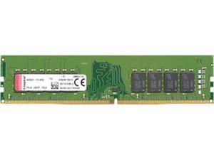 Kingston ValueRAM 16GB (1 x 16GB) DDR4 2400 RAM (Desktop Memory) DIMM (288-Pin) KVR24N17D8/16