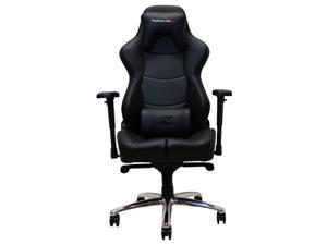 PulseLabz Guardian Series Gaming Chair - Black/Black
