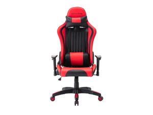 MotionGrey Ergonomic Task Executive Desk Office Gaming Chair - Red