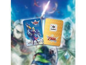 LOFTWING Skyward Sword HD Link Zelda Amiibo Card