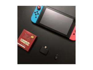 New R4 R4I R4S Dongle Type-C Flash Card Adapter Kit for Nintendo Switch