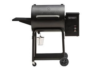 "Masterbuilt MWG600B 24"" Pellet Grill & Smoker 604 sq.in of Cooking Area"