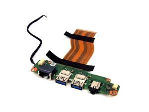 Toshiba Tecra A9 Ethernet Port Board w//Cable