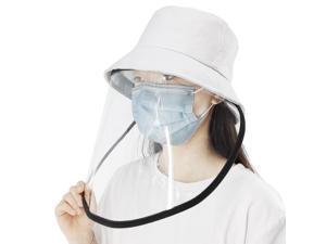 Anti-Saliva Splash Anti-Spitting Anti-Fog Anti-Oil Protective Cap Mask Removable