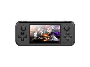 Handheld Game Console, X40 Classic Games Handheld Game Console Linux OS with 4 inch Screen & 16G Memory, Support HDMI Output