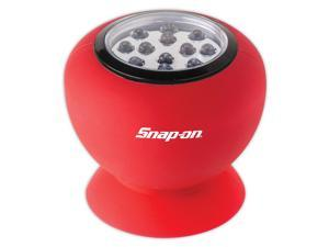 Red Emergency Light Snap on tools