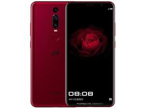 Huawei Mate RS Porsche NEO-AL00, 6GB+512GB, Triple Leica Lens Back Cameras, Front Screen and Rear Fingerprint Identification, 4000mAh Battery, 6.0 inch EMUI 8.1 (Android 8.1)  Network: 4G