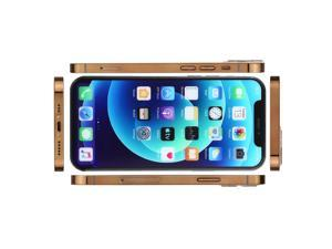 Color Screen Non-Working Fake Dummy Display Model for iPhone 12 Pro Max (6.7 inch) (Gold)