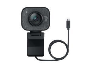Logitech StreamCam Full HD 1080P / 60fps Auto Focus USB-C / Type-C Port Live Broadcast Gaming