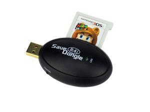 R4i Save Dongle DS Backup Adapter for 3DS, NDSI, NDSL