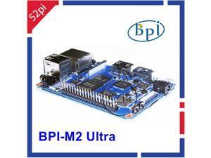 BPI-M2U Banana Pi M2U BPI-M2 Ultra R40 Quad-Core 2GB RAM + SATA WiFi Bluetooth
