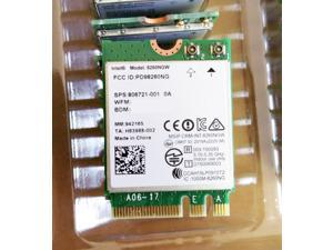 New HP Intel Dual Band Wireless AC Bluetooth 4.0 Card M.2 8260NGW 8260 876Mbps