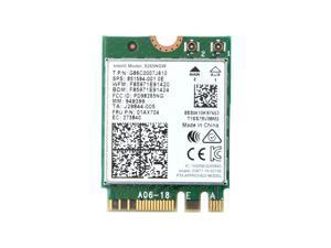Intel 8265 NGFF Dual Band 867Mbps PCI E Wireless WiFi Bluetooth Card BT 4.2