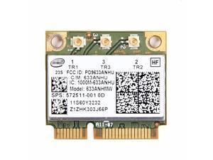 Intel Wireless-N 6300 633ANHMW PCI-E Wifi Card Lenovo T420 T430 T530 T520 X220