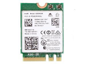 Intel 8260 8260NGW Dual Band 00JT481 Wireless Wifi NGFF Card IBM Lenovo BT 4.2