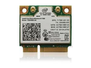Intel Dual Band Wireless-N 7260 7260HMW AN 802.11a/g/n Wifi + Bluetooth 4.0 Card