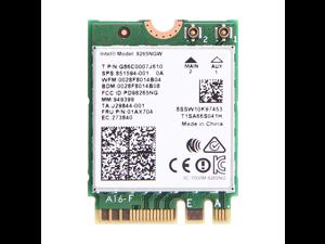 Lenovo Intel Dual Band Wireless-AC 8265 NGFF 867Mbps WiFi+Bluetooth