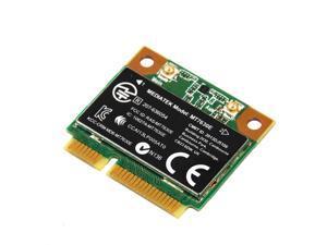 HP MT7630E 802.11b/g/n WiFi Bluetooth 4.0 Mini PCIE Wireless Card SPS:710418-001