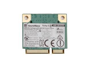 AzureWave AW-CB161H Realtek RTL8821AE combo 802.11ac+Bluetooth4.0 WLAN PCIe Card