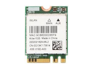 867M Atheros Killer 1435 NGFF 802.11ac Wave 2 MU-MIMO WIFI Wireless Card BT 4.1