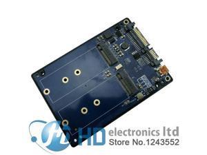 Double NGFF  SATA3.0 adapter SSDs riser M.2 2 ngff raid0 raid1 to usb3.0 enclosure