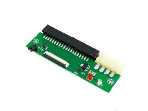 """ZIF CE 1.8 Micro Drive 50pin to 3.5"""" IDE 40 Pin PC Adapter with Cable"""