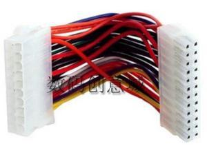ATX 24 Pin Female to 20 Pin Male F/M Internal PC PSU Power Adaptor Cable