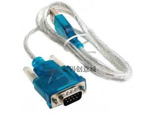 USB to COM RS232 cabl USB 2.0 to RS232 Serial DB9 9Pin Male Adapter Cable VGA PC Mobile Phone Win 7 8