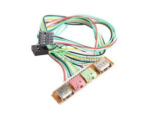 Certified Refurbished AW15R2 USB Audio Port Board LS-B758P 7TYV8