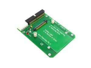 """50PIN 1.8"""" Micro Drive to 3.5 40pin IDE Adapter for Toshiba Hard Disk Drive"""