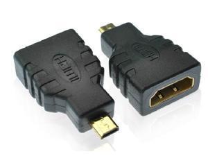 Micro D HDMI Male to HDMI Female Adapter Convertor