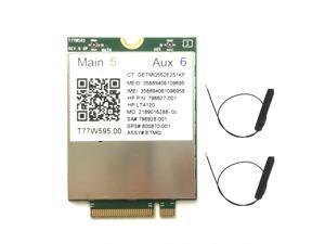 lt4120t Snapdragon X5 LTE T77W595 796928-100 4G WWAN M.2 150Mbps LTE Modem For HP Elite x2 840 850 G3 640 650 645 G2