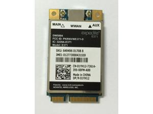 Dell Original Wireless Dw5804 4g Lte/wwan Mobile Broadband 01yh12 E371 Mini Pci-e 3g/4g Internal Modem High-speed Network Card
