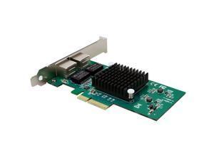 Intel 82576 Dual port PCIe Network Card Gigabit Lan Adapter 10/100/1000Mbps TXA030