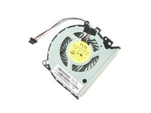 DFS501105PR0T DC5V 0.5A 4Pin For HP ENVY 15-U 15-U011D 15-u010dx 15-u483cl 776213-001 CPU Cooler Cooling Fan