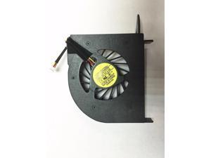 For HP Pavilion dv6-1000 dv6-2000 dv7-2000 dv7-3000 INTEL Laptop CPU Cooling Fan Cooler DFS551305MC0T F909