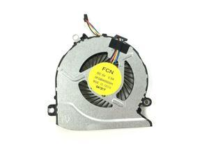 4 Pins Cpu Cooling Fan Fit For HP Pavilion 15-AB 17-G 15-AB000 15-AB100 Series Cpu Cooling Fan 812109-01