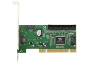 PCI SATA to IDE Serial ATA Card / Controller Card(Green)