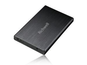 Richwell SATA R23-SATA-250GB 250GB 2.5 inch USB3.0 Interface Mobile Hard Disk Drive