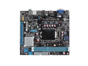 LGA 1155 DDR3 Computer Motherboard for Intel B75 Chip, Support Intel Second Generation / Third Generation Series CPU
