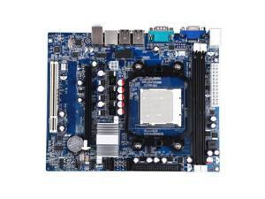 AM2 940 DDR2 / DDR3 Computer Motherboard for Intel nVIDIA NC61 Chip, Integrated Sound Card Graphics Card Network Card