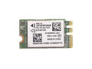 For QCNFA34AC AC+BT4.0 WiFi Card For Lenovo IdeaPad G50-45 G70-80 Series FRU 00JT470 WCBN805A-L6(C)