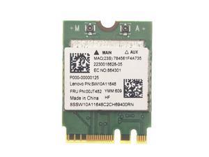 RTL8821AE 1x1AC+BT4.0 Cbt NGFF M.2 WLAN For Lenovo E41-80 B41-80 B71-80 E51-80 ideapad 710s-13isk Series FRU 00JT482 SW10A11648