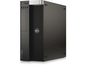 Dell Precision T3610 Workstation Desktop PC Intel Xeon 3.50GHZ 32GB Memory - 2x 128GB SSD - Windows 10