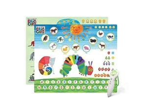 The World of Eric carle The Very Hungry caterpillar Interactive Learning Mats with Voice Pen