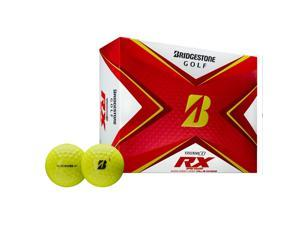 Bridgestone Tour B RX Golf Balls - Dozen Yellow - D0YX6D